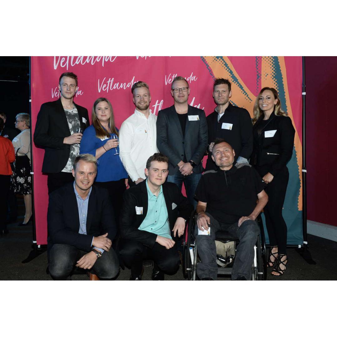 Årets företagare i Vetlanda 2018