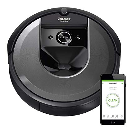 Roomba i7+ Robotdammsugare