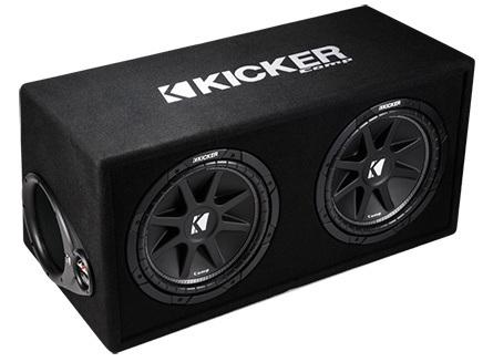 Kicker Dual-Bassreflex-Box DC122