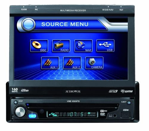 Audiovox VME-9309TS
