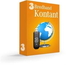 3Bredband kontant