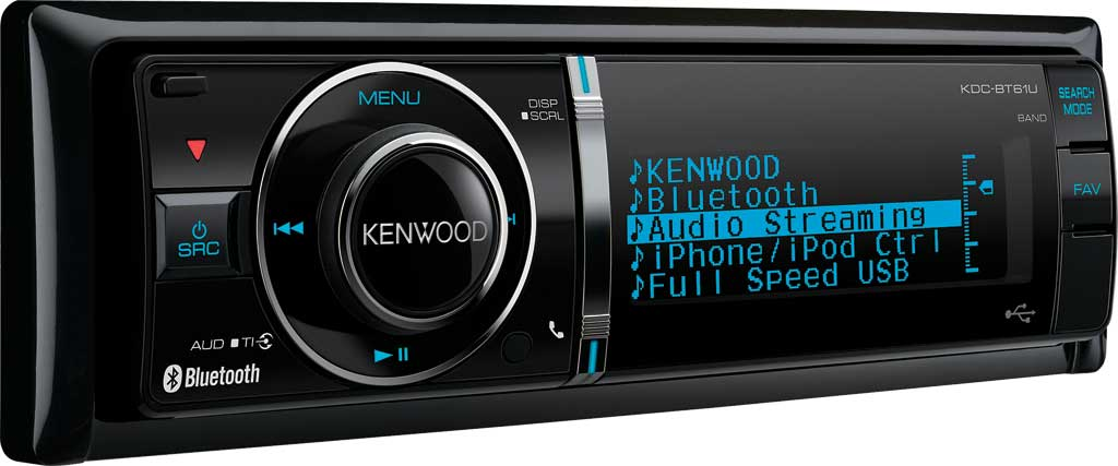 KENWOOD KDC-BT61U