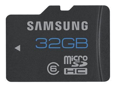 Samsung microSDHC Card 32GB