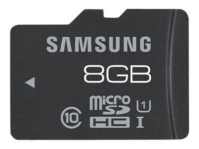 Samsung microSDHC Card 8GB