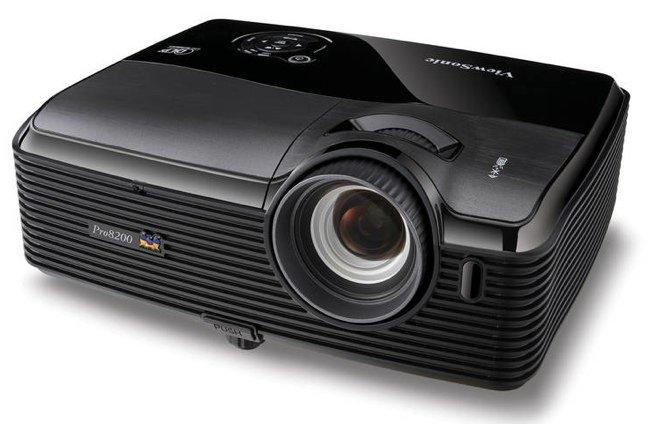 Viewsonic Pro 8200