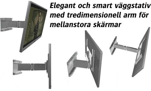 SMS Flatscreen WM 3D
