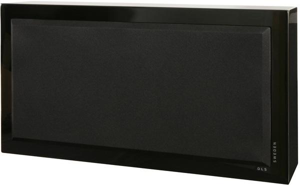 DLS Flatsub Stereo-One Svart