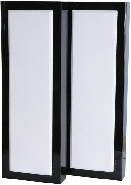 DLS Flatbox XL Svart